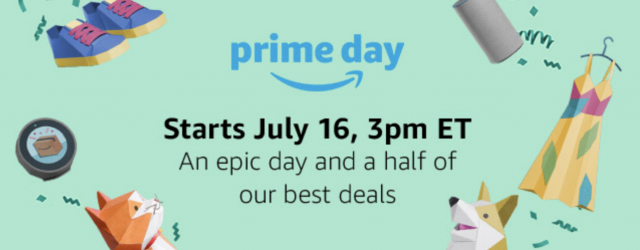 Prime Day 2018 - July 16
